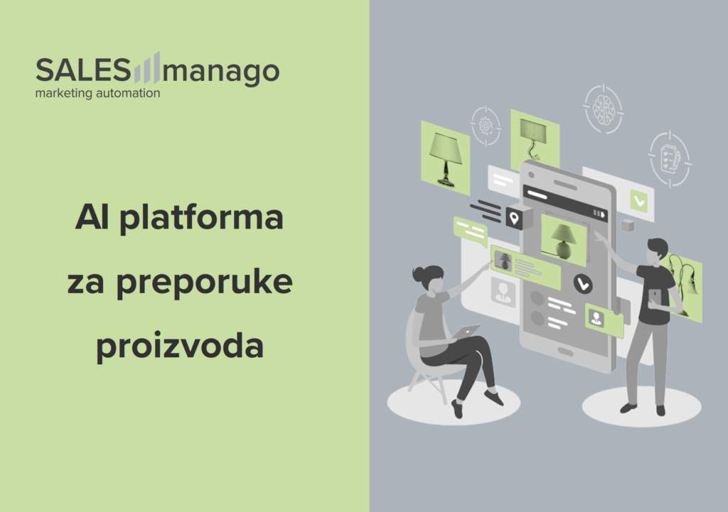 SALESmanago AI Product Recommendation Engines