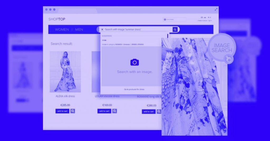 Cinderella AI - vizualno pretraživanje i preporuke proizvoda